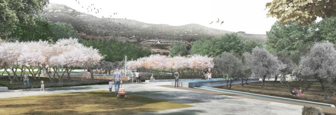 Un nuevo parque se gesta en Sant Pere Nord